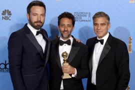 """""""Los Miserables"""" y """"Argo"""" triunfan en los Globos de Oro"""