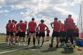 El Formentera se juega todo el curso en un partido contra el Mallorca B
