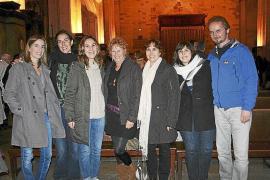Concierto solidario a beneficio de la Fundación Vicente Ferrer en Sant Francesc