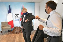 Johnson amenaza a la UE con nuevas acciones unilaterales en Irlanda del Norte