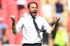 Inglaterra arranca la Eurocopa con buen pie