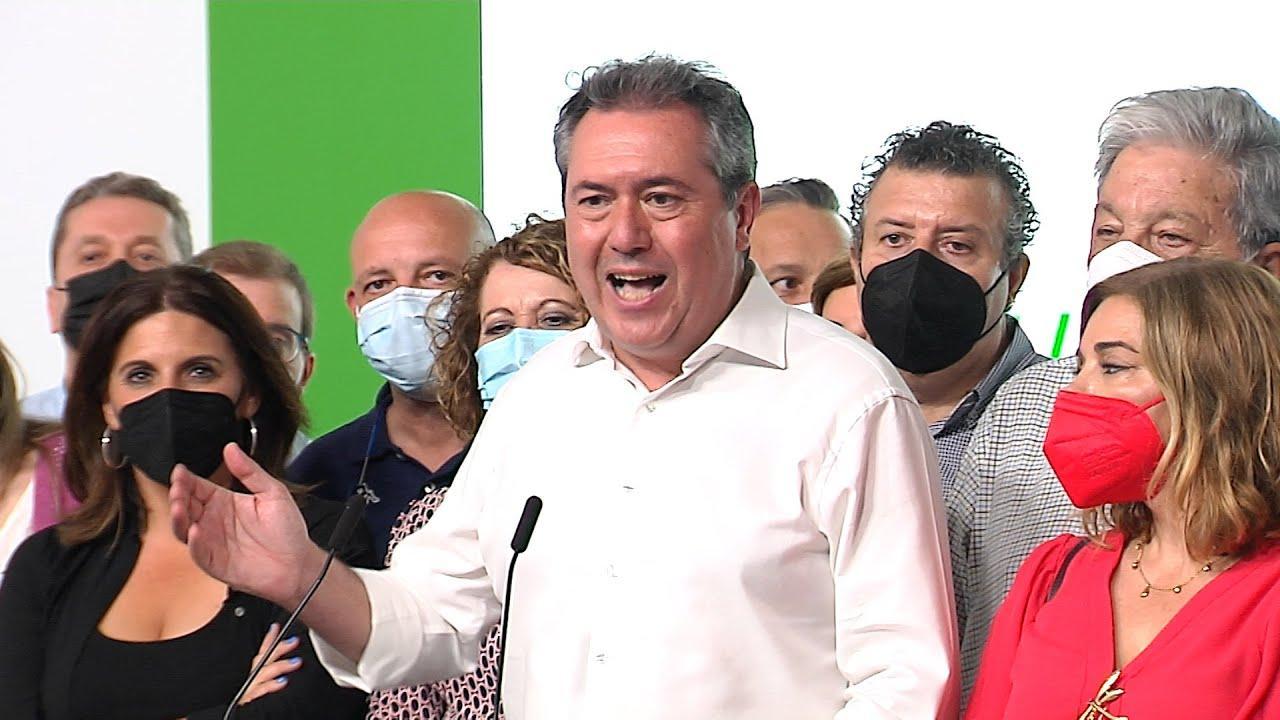 El PSOE andaluz, cambio de ciclo