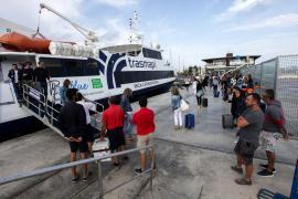 Autoridad Portuaria intensificará los controles para el cumplimiento de la normativa en el puerto de Formentera