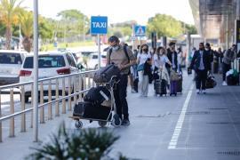 Controles en aeropuertos: novedades para volver a Baleares de un viaje