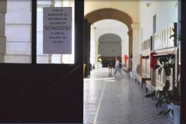 Baleares detecta un positivo en Ibiza entre el personal docente en la última semana