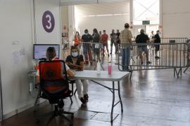 Ibiza dispondrá de 10 líneas de vacunación en el Recinto Ferial