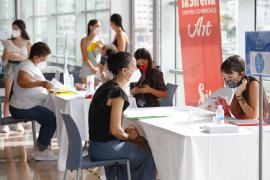 Casi 250 personas buscan trabajo a través de 'Activa't Portmany.Anem per feina'