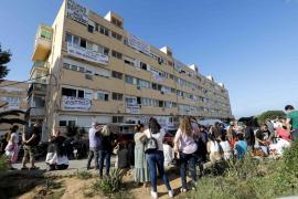 Sant Josep retomará los desalojos del Don Pepe en base a una resolución judicial