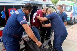 Un coche bomba explota dentro de Brigada 30 del Ejército colombiano en Cúcuta