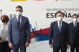 Sánchez celebra que «pronto vamos a abandonar las mascarillas en la calle»