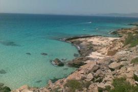 Playa del Delta en Mallorca