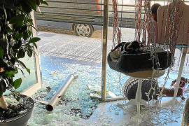 Detenido el 'ladrón del bolardo' por dos atracos a mano armada en Ibiza