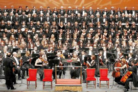 Josep Vicent sustituye a Salvador Brotons al frente de la Simfònica balear