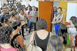 659 aspirantes se presentan a las oposiciones de docentes en Pitiusas