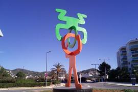 Keith Haring abandona Ibiza