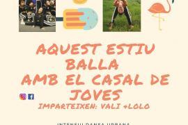 El 3 de julio el Casal de Joves de Formentera acogerá una Mini Fest de Dansa Urbana