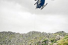 Rescate en Mallorca