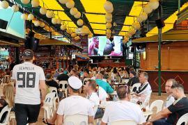Eurocopa 2020   Playa de Palma