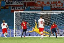 España no gana ni de penalti