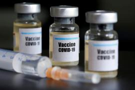 Vacunada