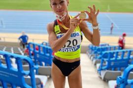 Caro Gámez, campeona de España