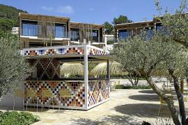 Siau Ibiza Hotel, primer cinco estrellas en el Port de Sant Miquel
