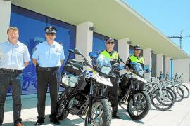 Sant Antoni necesita 20 policías más para afrontar los meses de verano