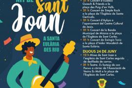 Santa Eulària celebrará la noche San Juan con conciertos en todas las 'Parròquies'