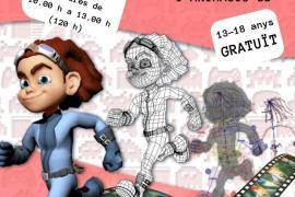 Vila pone en marcha Tecnoestiu con cursos de animación y 3D para jóvenes durante el verano