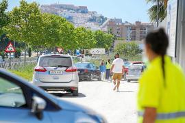 El aparcamiento del Recinto Ferial queda cerrado esta semana