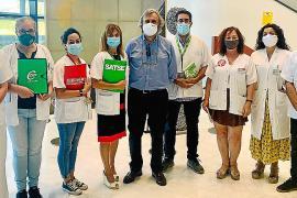 Los sindicatos critican el reparto del plus COVID