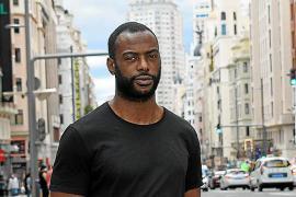 El actor mallorquín Boré Buika, en Madrid