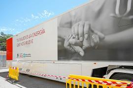 Un camión sanitario administrará 2.000 vacunas a la semana en Sant Antoni