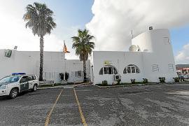 La Guardia Civil registra un domicilio de Sant Antoni en un operativo antidroga