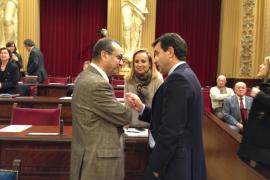 Aguiló elude citar el objetivo de déficit en su comparecencia en el Parlament