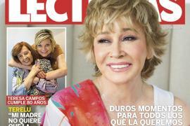 Mila Ximénez, protagonista indiscutible de las revistas del corazón
