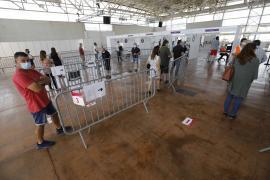 Ibiza y Formentera abren la vacunación del grupo de edad entre 30 y 34 años