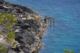 Sant Joan constata que Six Senses no tiene concesión para instalar un embarcadero en la bahía de Xarraca