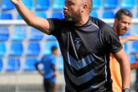 Manolo González: «No quiero una plantilla muy amplia»