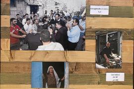 'Los refugiados olvidados' de Palestina en Jordania llegan a Formentera
