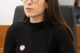 Claudia Cotaina dimite de su cargo de concejala en el Ayuntamiento de Ibiza
