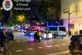 Interponen 36 denuncias a conductores por circular bajo los efectos del alcohol o las drogas en Ibiza