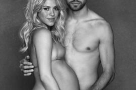 Nace Milan, el primer hijo de Shakira y Piqué