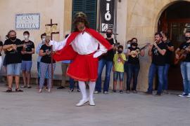Sant Joan danza al ritmo de la tradición en Felanitx y en Sant Llorenç