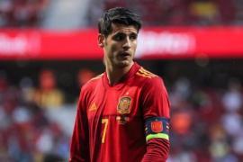 Morata: «Recibí amenazas, insultos... estuve 9 horas sin dormir tras el España-Polonia»