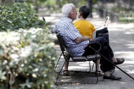 La pensión media crece un 2,5% en Baleares hasta los 960,54 euros al mes, 72,5 euros menos que la media nacional