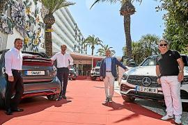 Mercedes-Benz y Ushuaïa