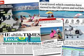 La oferta de vuelos desde Reino Unido se incrementa en Baleares y las reservas se disparan