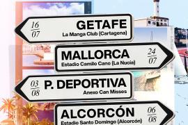 La UD Ibiza jugará un amistoso contra el Mallorca