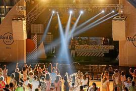 La organización de la prueba piloto en Ibiza considera el acto «todo un éxito»